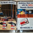 1956 Reynolds Aluminum ad