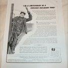 1946 Service of Northern Illinois ad