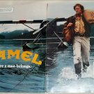 1981 Camel Lights Cigarette Airplane ad