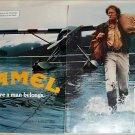 1981 Camel Lights Cigarette Airplane ad