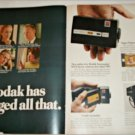 1967 Kodak Instamatic M12 Movie Camera ad