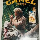 1983 Camel Cigarette Jungle ad