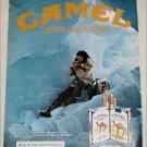 1984 Camel & Camel Lights Cigarette ad