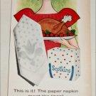 Scotkins Paper Napkins ad