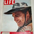 1960 Marlon Brando Life Magazine cover