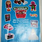 2000 Target Toychest ad