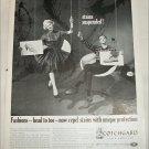 1960 3M Company Scotchgard ad