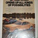1974 American Motors Hornet Hatchback ad