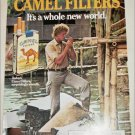 1985 Camel Filters It's a Whole New World Cigarette ad #1