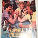 1987 Camel Filters Armwrestling Cigarette ad