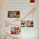 1958 Brown Viking Shoe ad