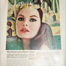 Max Factor Haute Colour ad