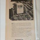 1946 Timken Roller Bearings ad