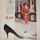 1959 Brown Life Stride Shoe ad