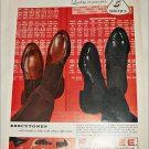 1959 Brown Roblee Executone Shoe ad