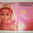 1966 Max Factor California Sun Glosses ad