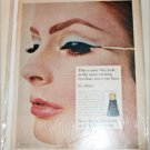 1967 Max Factor Shiney Eye-Liner ad