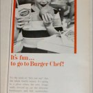 1966 Burger Chef ad