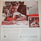 Union Carbide Why Some Things Get Better ad