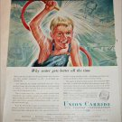Union Carbide Why Water Get Better ad