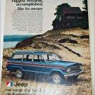 1977 American Motors Jeep Wagoneer ad