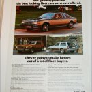 1978 American Motors Lineup car ad #1