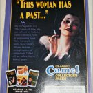 1995 Camel Collectors Packs Cigarette ad