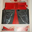 1957 Lady Buxton Contour Billfold ad