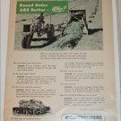 1954 Allis-Chalmers Roto-Baler ad