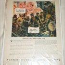 1945 United States Rubber Company ad