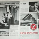1954 United States Steel ad