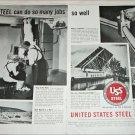 1954 United States Steel ad