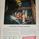 1949 Western Electric ad