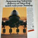 1991 UPS Saturday Delivery ad