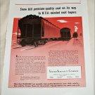 Walter Bledsoe & Company ad
