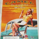 2000 Camel Cigarette 57 Chevy ad