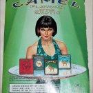 2001 Camel Exotic Flavors Cigarette ad