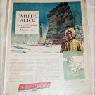 Western Electric White Alice ad