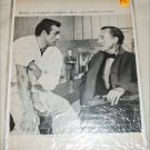 Sean Connery & Ian Fleming picture