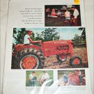 1957 Allis-Chalmers D14 tractor ad