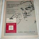 1961 Carlton Cigarette ad