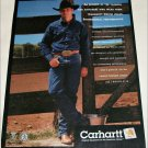 2000 Carhartt Clothing ad
