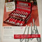 1951 1847 Rogers Brothers Silverplate Christmas ad