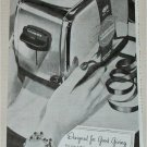 1947 Camfield Automatic Toaster ad