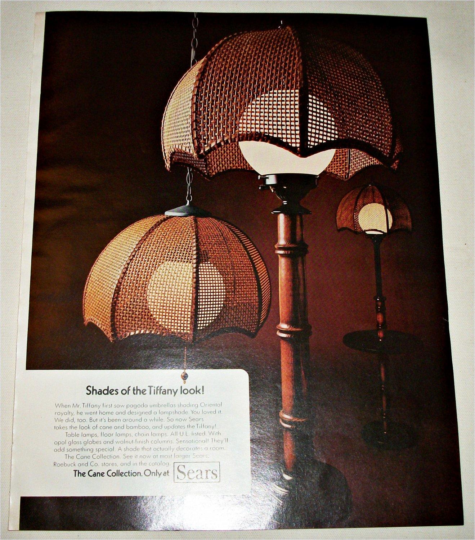 1972 Crane Lamp ad