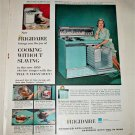 1959 Frigidaire Pull and Clean Oven ad