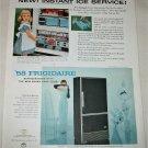 1958 Frigidaire Instant Ice ad