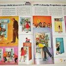 1963 Frigidaire Refrigerators ad