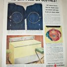 1957 GE Filter Flo Washer ad