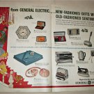 1960 GE Appliances Christmas ad